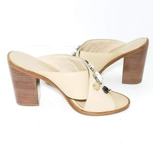Loeffler Randall Etta Sandal Womens Size 6.5 Nude